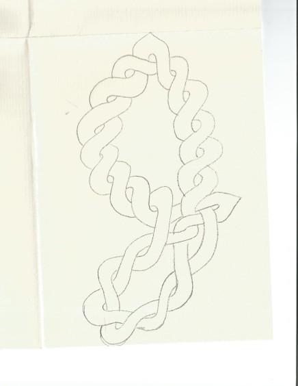 j knot outline
