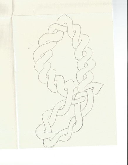 j knot outline