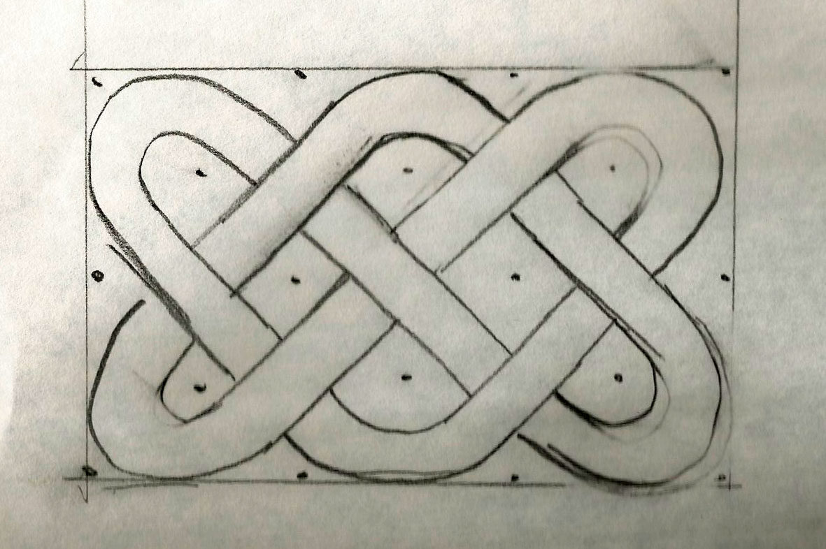 skinny knot