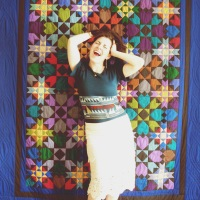 Quilts and skirts