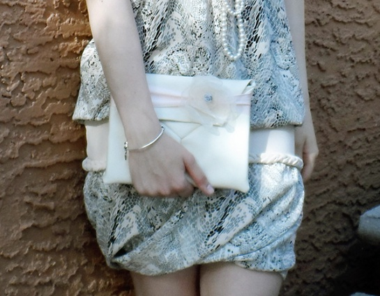 E-Summer dress clutch 9