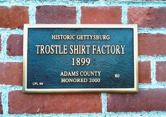 Gettysburg_sewing factory